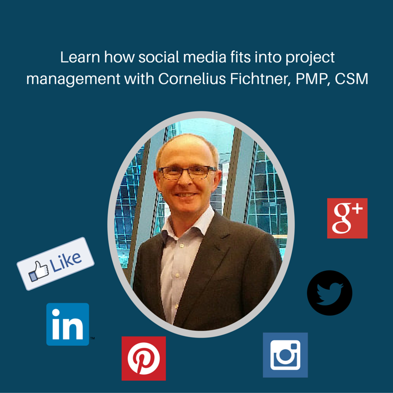 Learn how social media fits into project